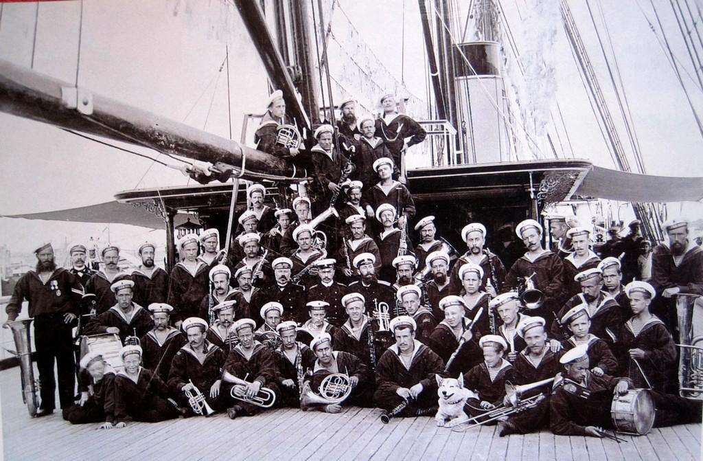 Фотографии экипаж морской спб советское время